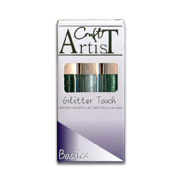 Craft Artist Glitter Touch - Basic