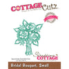 Cottage Cutz Die - Bridal Bouquet Small - CCE-126