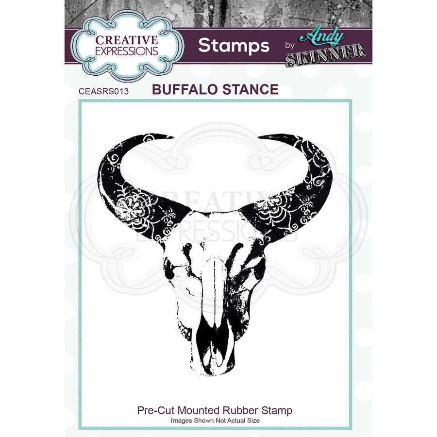 Andy Skinner by Creative Expressions - Buffalo Stance