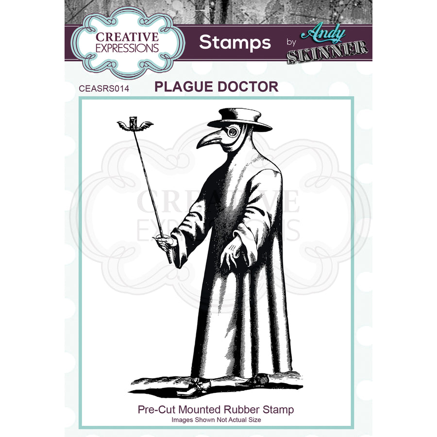 Andy Skinner by Creative Expressions - Plague Doctor