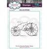 Andy Skinner Stamp by Creative Expressions - Velocipede