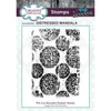 Andy Skinner Stamps by Creative Expressions - Distressed Mandala