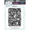 Andy Skinner Stamps by Creative Expressions - Ammonite