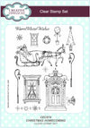 Lisa Horton Stamps - Christmas Homecoming A5 Clear Stamp Set (CEC874)