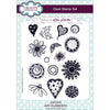 Lisa Horton Stamps - Art Elements A5 Clear Stamp Set - CEC914