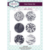 Lisa Horton Stamps - Positive Rounds A5 Clear Stamp Set - CEC920