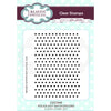 Lisa Horton - Polka Dots Background A6 Clear Stamp Set - CEC946