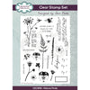 Creative Expressions Clear Stamp - Sam Poole - Nature Finds