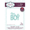 Craft Dies by Sue Wilson - New Arrival Collection - Its a Boy (CED10022)