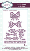 Craft Dies by Sue Wilson - Finishing Touches Collection - Filigree 3D Bow CED1406