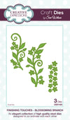 Craft Dies by Sue Wilson - Finishing Touches Collection - Blossoming Branch (CED1425)