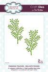 Craft Dies by Sue Wilson - Finishing Touches Collection - Delicate Fronds (CED1426)