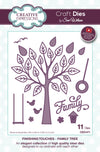 Craft Dies by Sue Wilson - Finishing Touches Collection - Family Tree (CED1471)