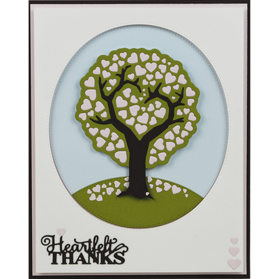 Sue Wilson Dies - Mini Expressions Collection - Heartfelt Thanks - CEDME045