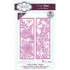 Sue Wilson Dies by Creative Expressions - Floral Panels - Peony - CED2053