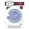 Sue Wilson Dies - Circle Sayings - Hope - CED26006