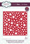 Sue Wilson Dies - Background Collection - Twinkle Star - CED3127