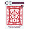 Sue Wilson Dies - Festive Collection - Deco Trees Background - CED3204