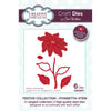 Sue Wilson Dies - Festive Collection - Poinsettia Stem - CED3207