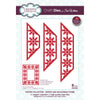 Sue Wilson Dies - Festive Collection - Snowflake Adjustable Frame - CED3208