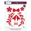 Sue Wilson Dies - Festive Collection - Decorative Holly Accents - CED3211