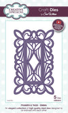 Craft Dies by Sue Wilson - Frames & Tags Collection - Emma (CED4312)