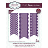 Sue Wilson Dies - Frames & Tags - Decorative Flags - CED4398