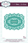 Craft Dies by Sue Wilson - Greek Island Collection - Santorini (CED5105)