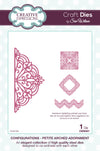 Craft Dies by Sue Wilson - Configurations Collection - Petite Arched Adornment (CED6301)