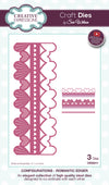 Craft Dies by Sue Wilson - Configurations Collection - Romantic Edger (CED6411)