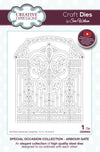Craft Dies by Sue Wilson - Special Occasion Collection - Arbour Gate (CED9403)