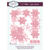 Lisa Horton Dies - Cut and Lift - Star Flower Set Craft Die