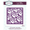 Lisa Horton Dies - Tile Collection - Deco Roses Craft Die