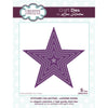 Lisa Horton Dies - Stitched Collection - Layered Stars Craft Die - CEDLH1075