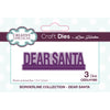 Lisa Horton Dies - Borderline - Dear Santa Craft Die - CEDLH1085