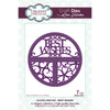 Lisa Horton - Sliced Circles Best Wishes Craft Die - CEDLH1091