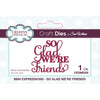 Sue Wilson Dies - Mini Expressions - So Glad We're Friends - CEDME058
