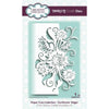 Paper Cuts Climbing Flowers Edger Dies - Sunflower Edger - CEDPC1077