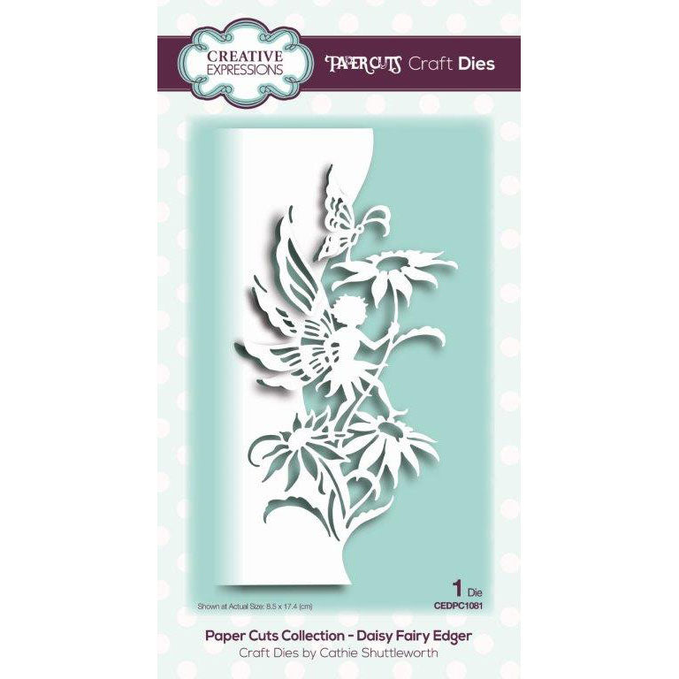 Paper Cuts Collection Honeysuckle Edger