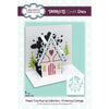 Paper Cuts Festive Pop Up Die - Christmas Cottage - CEDPC1129