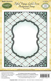JustRite Tufted Cling Background Stamp - CL-04935