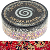 Cosmic Shimmer Aurora Flakes - Firefly Sparkle - 50ml