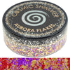 Cosmic Shimmer Aurora Flakes - Oriental Fire - 50ml