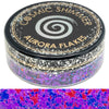 Cosmic Shimmer Aurora Flakes - Passion Pop - 50ml