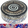 Cosmic Shimmer Aurora Flakes - Royal Sparkle - 50ml