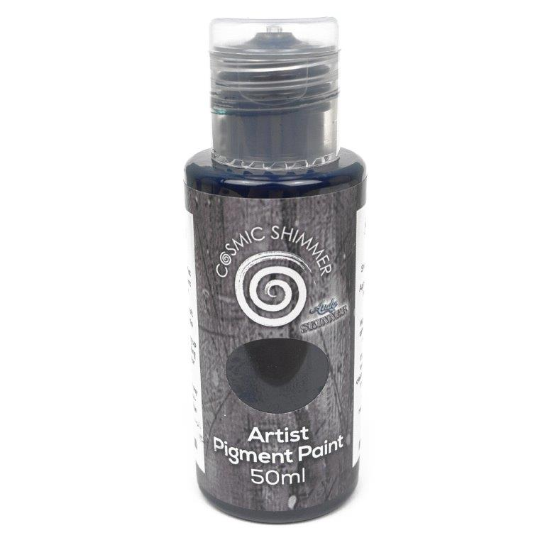 Andy Skinner - Artist Pigment Paints - Prussian Blue