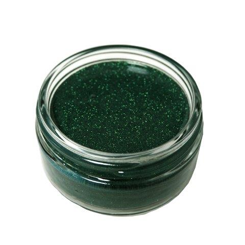 Cosmic Shimmer Glitter Kiss Hunter Green