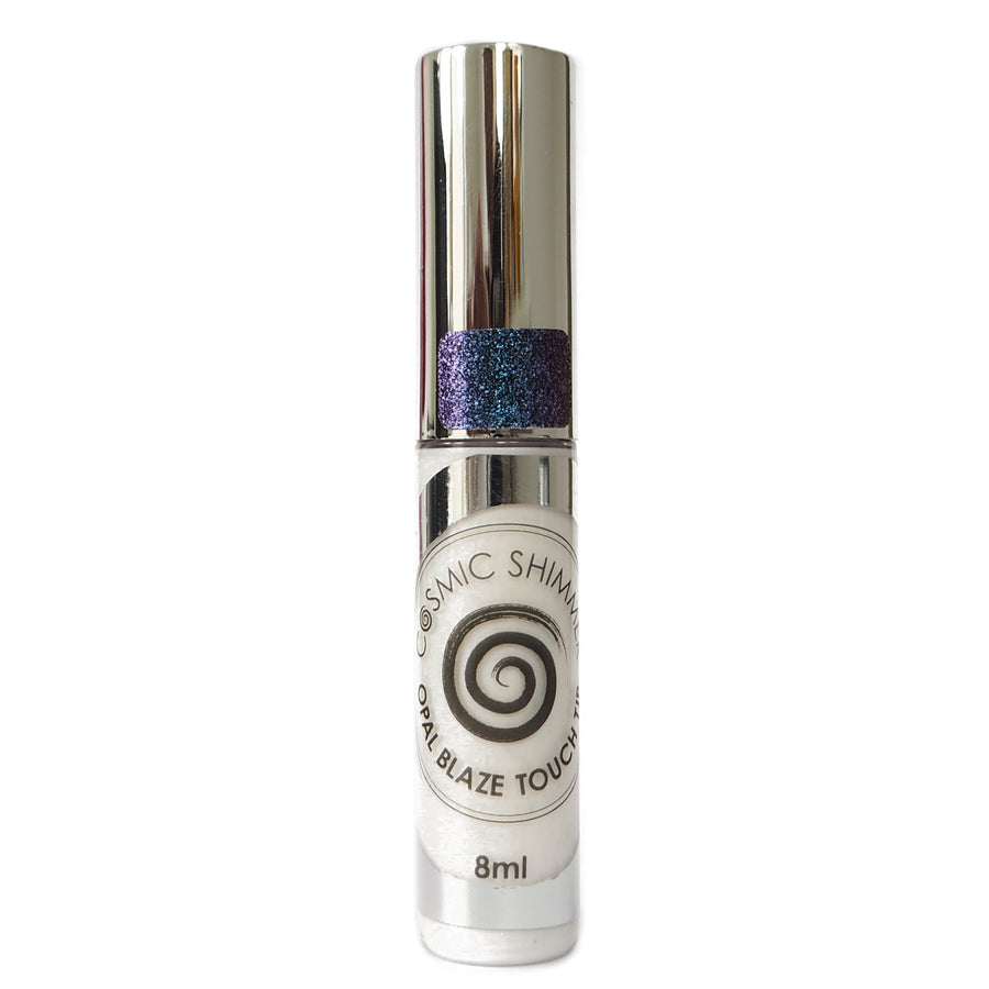Cosmic Shimmer Opal Blaze - Touch Tip - Sapphire Grape - 8ml