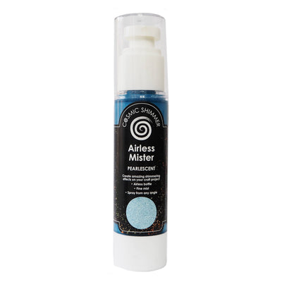 Cosmic Shimmer Pearlescent Airless Misters - Blue Horizon - 50ml
