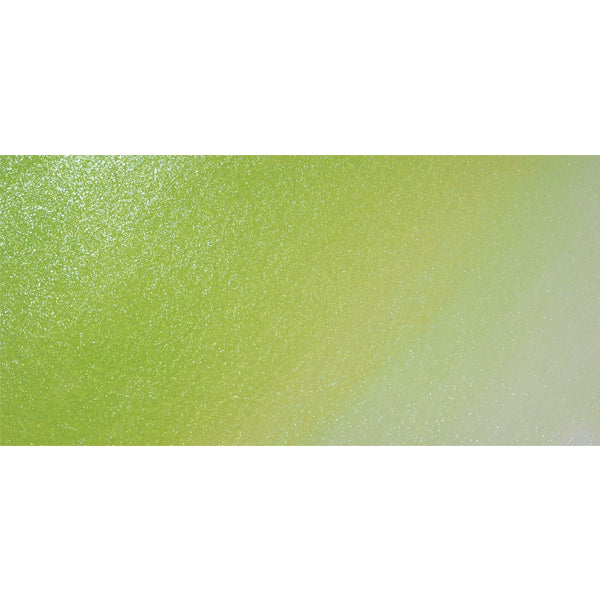 Cosmic Shimmer Pearlescent Watercolour Ink - Lime Sherbet - 20ml